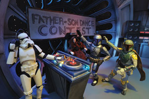 "Droided Up: Seth Green And Matt Senreich Get Geeked About ""Robot Chicken: Star Wars Episode II"""