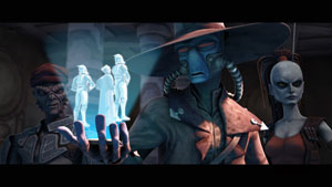 "Meet Cad Bane, The Newest ""Star Wars"" Villain"