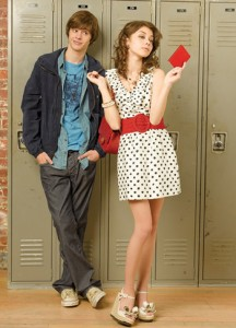 "Sarah Hyland and Matt Prokop star in Disney Channel's ""Geek Charming"""
