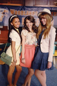"Sarah Hyland stars in Disney Channel's ""Geek Charming"""