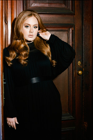 Adele topped list of winners at 2012 Grammy Awards