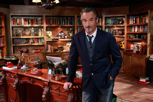 David Feherty on Golf Channel