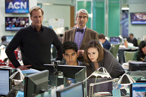 "Jeff Daniels stars in HBO's ""The Newsroom"""