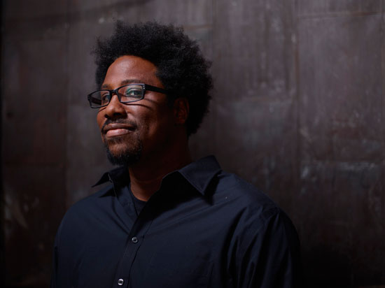 "W. Kamau Bell hosts ""Totally Biased"" on FX"