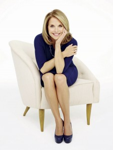Katie Couric talks to Michael J. Fox, Kelly Ripa in this week's episodes