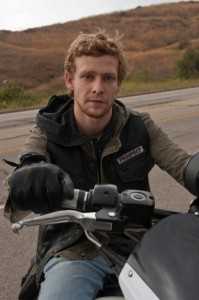 Johnny Lewis starred in Sons of Anarchy for 2 seasons, playing Halfsack.