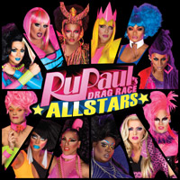 The stars of RuPaul's Drag Race All Stars