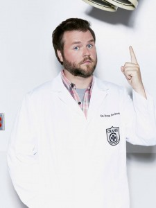"Tyler Labine gets canceled again with NBC's ""Animal Practice"""