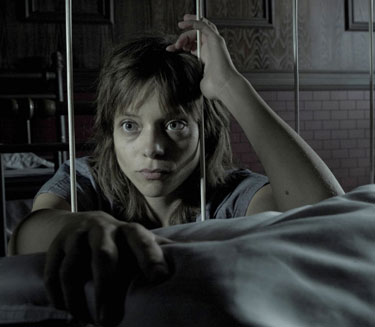 "Lizzie Brochere as Grace in ""American Horror Story: Asylum"""