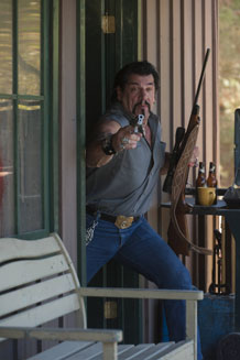 "Chuck Zito plays Frankie Diamonds in FX's ""Sons of Anarchy"""