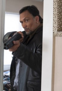 "Jimmy Smits as Nero in FX's ""Sons of Anarchy"""