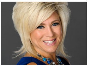 Theresa Caputo, the Long Island Medium, at the Riverside in Milwaukee