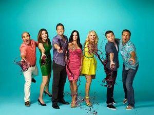 Cougar Town returns for a new season on TBS in January. Returning are Brian Van Holt, Ian Gomez, Christa Miller, Courteney Cox, Busy Philipps, Josh Hopkins and Dan Byrd
