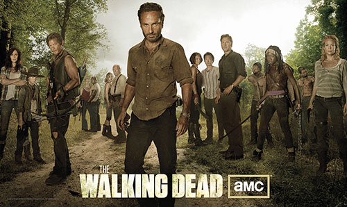 The Walking Dead New Year's Eve marathon of Season 3 airs tonight on AMC.