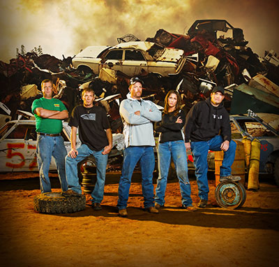 Kings of Crash on Velocity profiles the lives of demolition derby drivers in Utah