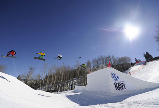 Winter X Games 2014 TV schedule