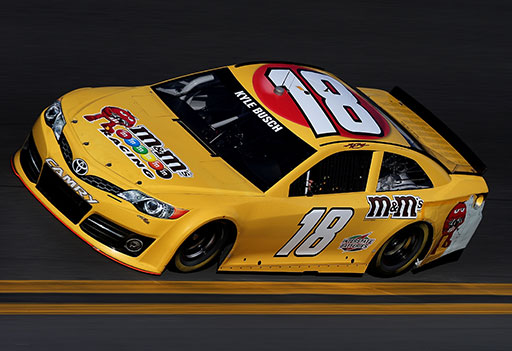 NASCAR on FOX 2013 Schedule
