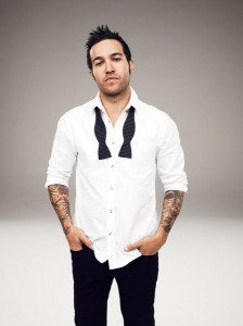 Pete Wentz of Fall Out Boy Best Ink