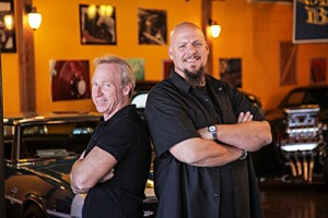 The Car Chasers on CNBC features Jeff Allen and Perry Barndt