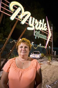 Welcome to Myrtle Manor on TLC features the trailer park's landlord Becky Robertson