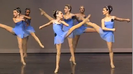 dance moms return to grace
