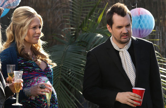 "Kate Luyben, Jim Jefferies in ""Legit"" on FX"