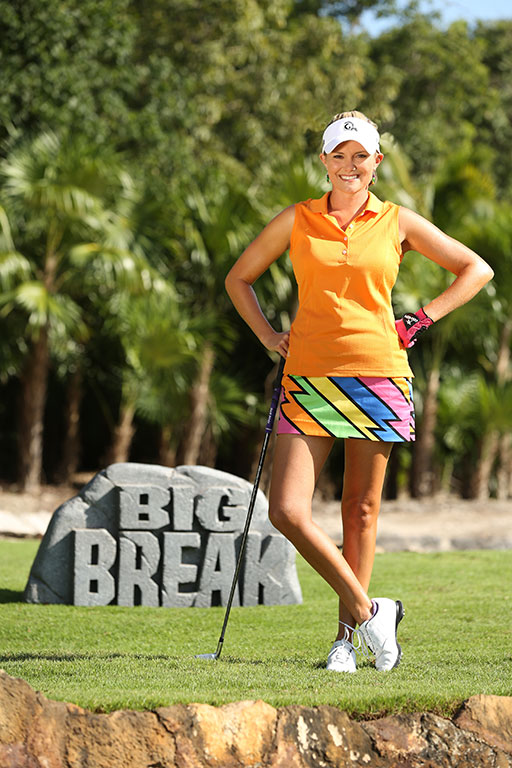 Big Break Mexico Lindsey