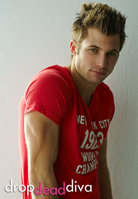 Drop Dead Diva Justin Deeley