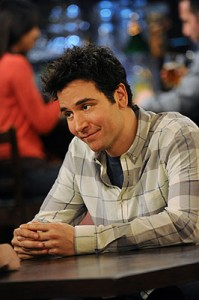 Josh Radnor How I Met Your Mother CBS