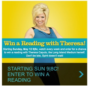 Win a reading with Theresa Caputo, Long Island Medium Season 4 recap