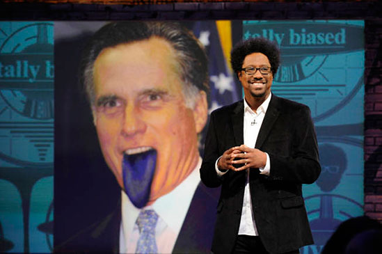 Totally Biased W. Kamau Bell Mitt Romney