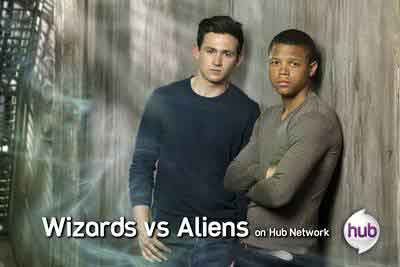 Scott Haran Percelle Ascott Wizards vs. Aliens Hub