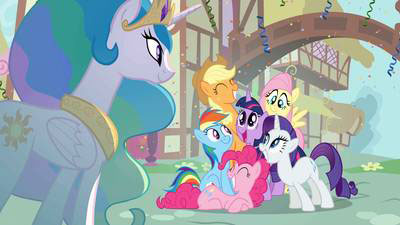 My Little Pony Friendship Is Magic Hub Network