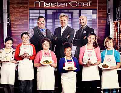 Master Chef Junior is one of many new fall 2013 lifestyle series