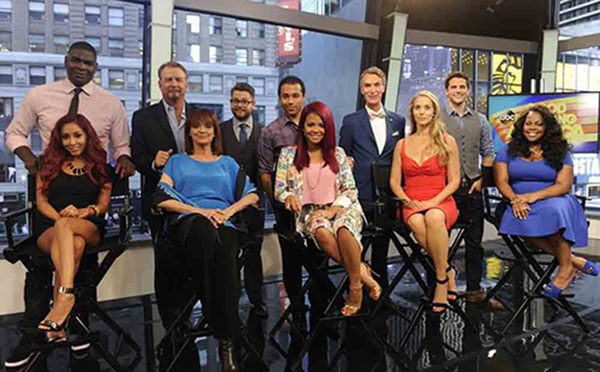 2013 Dancing With the Stars cast