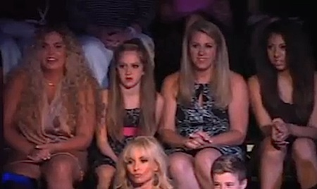Abby's Ultimate Dance Competition Sas reaction