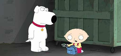 5 ways Brian comes back to life on Family Guy