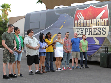 restaurant express season 1 cast