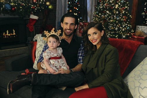 CMA Country Christmas 2013 JAKE OWEN, LACEY OWEN