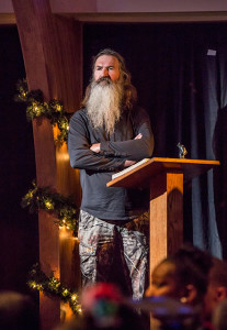 Duck Dynasty Christmas Phil Robertson A&E