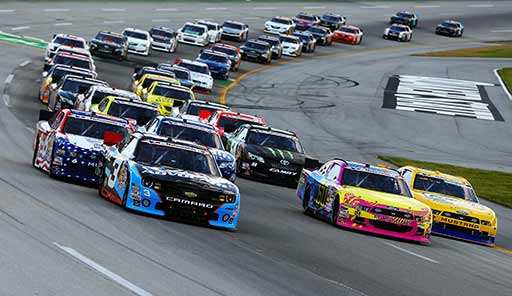 NASCAR Nationwide schedule 2014