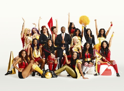 Bad Girls All Star Battle Season 2 cast