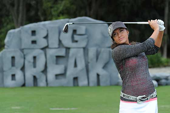 Big Break Florida Courtney