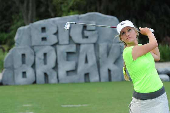 Big Break Florida Lindsay