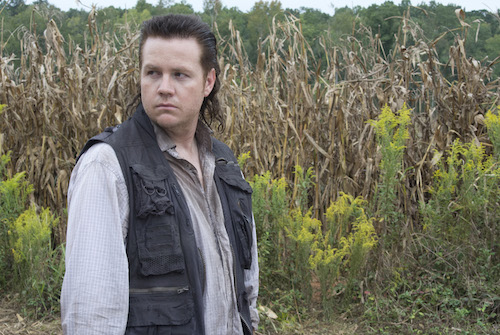 josh mcdermitt the walking dead season 4