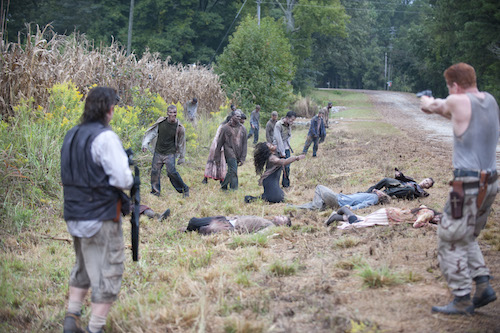 the walking dead season 4 epsiode 11 josh mcdermitt michael cudlitz