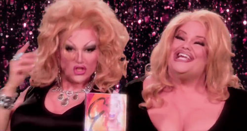 RuPauls Drag Race Season 6 episode 7 BenDeLaCreme & Darienne