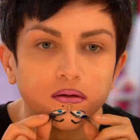RuPauls Drag Race Season 6 Episode 8 BenDeLaCreme Chin