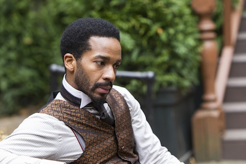 andre holland the knick portrait