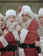 """I Love Lucy Christmas Special"" classic episodes on CBS"